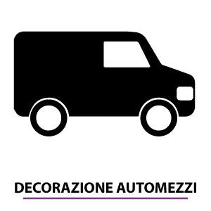 Decorazione automezzi e pubblicità su furgoni - Brescia