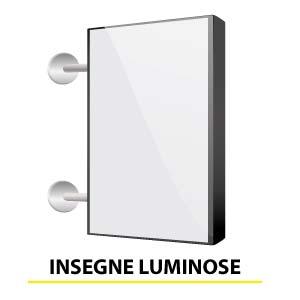 Installazione e montaggio insegne pubblicitarie luminose a LED