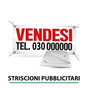 Stampa striscioni pubblicitari e montaggio maxi telo pubblicitari - Brescia
