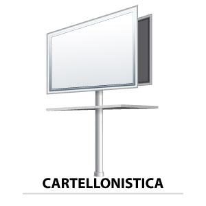 cartellonistica pubblicitaria - Brescia