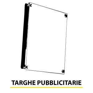 Targhe pubblicitarie - Brescia